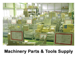 Machinery Parts & Tools Suply