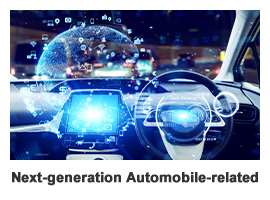Next-generation Automobile-related